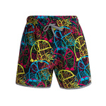 Dolfin Uglies Boardshort GRAFFITI JUNGLE
