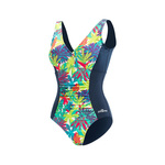 Dolfin Fitness Swimsuit BOTANICA V-Neck