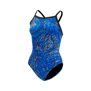 Dolfin Hurricane Xtra Sleek Eco V-2 Back Female product image