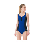 Speedo Fitness Swimsuit SOLID Touchback