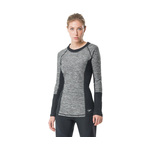 Speedo Women's Rashguard HEATHER