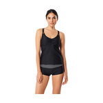Speedo Tankini Top SOLID Powerflex