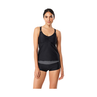 Speedo PowerFLEX Eco Keyhole 2PC Tankini Top Female product image