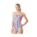 Speedo Turnz Swimsuit PINK/PINK