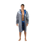 Manta Ray Speedo Color Block Parka image