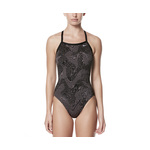 Nike Swimsuit GEO ALLOY Crossback