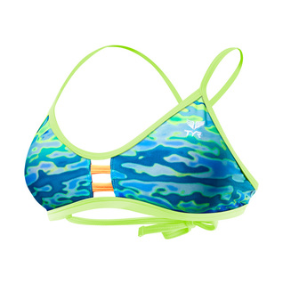 Tyr Serenity Durafast One Pacific Tieback 2PC Top Female product image