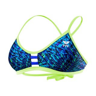 Tyr Kauai Durafast One Pacific Tieback 2PC Top Female product image