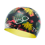 Tyr Silicone Swim Cap PINEAPPLE MAN