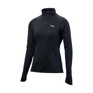Tyr Alliance 1/4 Zip Pullover Female Extended Sizes product image