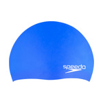 Speedo Jr. Swim Cap ELASTOMERIC SOLID