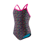 Speedo Swimsuit DOTS-A-LOT Flipturns