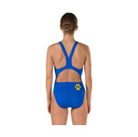 Titusville Speedo Solid Polyester SuperPro Back Female image