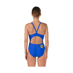Titusville Speedo Solid PowerFLEX Eco Core Flyback Female image
