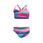 Dolfin Girls Uglies Two Piece SURFS UP