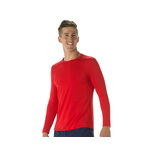 Dolfin Men's Rash Guard SOLID Long Sleeve