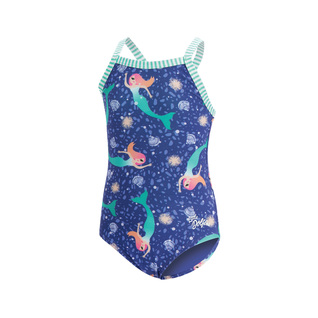 Dolfin Uglies Girl's I Dream of Mermaids One-Piece Swimsuit product image