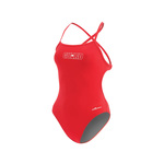 Dolfin One Piece Guard SOLID Red