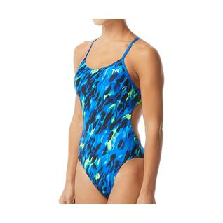 TYR Women's Draco Cutoutfit Swimsuit product image