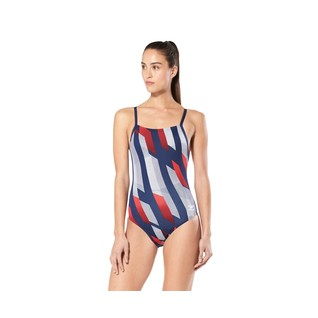 Speedo Pinstripe Flight Flyback One Piece product image