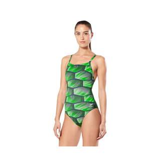 Speedo Shell Shock Flyback One Piece product image