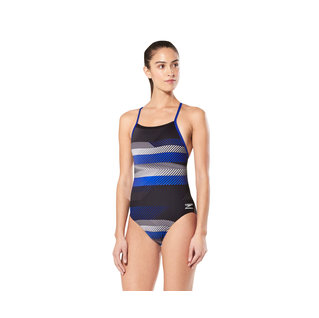 Speedo The Fast Way Cross Back One Piece product image