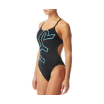 Tyr Swimsuit TYR BIG LOGO Cutoutfit