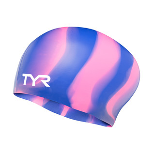 Tyr Multi-Color Long Hair Silicone Adult Fit product image