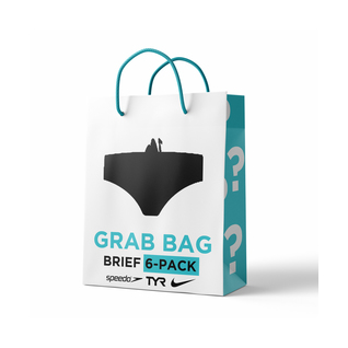 Grab Bag Brief 6 Pack Male product image