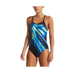 Nike Space Highway Racerback Swimsuit