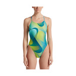Nike Swimsuit SPECTRUM Lace Up Tie Back