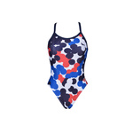 Arena Swimsuit USA DOTS CHALLENGE BACK