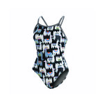 Dolfin Uglies ALPACA PARTY V-2 One Piece Swimsuit