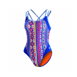 Dolfin Uglies Good Vibes Double Strap Open Keyhole Back 1-Piece product image