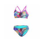 Dolfin Uglies Two Piece Suit HYPER TROPIC WORKOUT