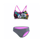 Dolfin Uglies Two Piece Suit SUGAR SKULL WORKOUT