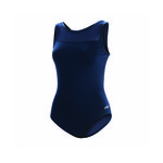 Dolfin Aquashape Solid Power Mesh V-2 Back