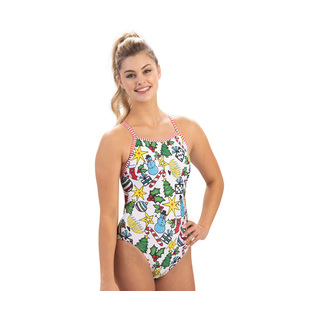Dolfin Uglies Holiday Cheer V-2 Back Female product image