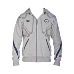 Arena Men's Official National Team Hoodie Jacket