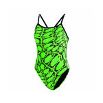Doflin Reliance Energy String Back Swimsuit