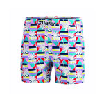 Dolfin Uglies Boy's Swim Trunk MIAMI HEAT