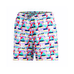 Dolfin Uglies Swim Trunk MIAMI HEAT 5