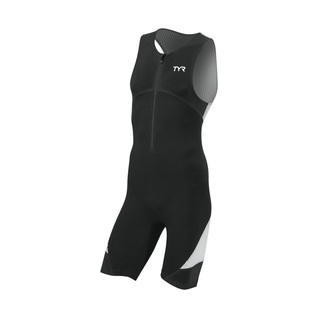 Tyr Carbon Padded Front Zip Tri Suit Male product image