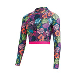 Dolfin Uglies Revibe Sao Paolo Cropped Rash Guard