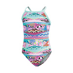 Dolfin Uglies Girl's Swimsuit Cotton Candy