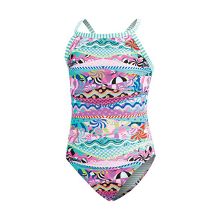 Dolfin Uglies Cotton Candy Keyhole Back Girls product image