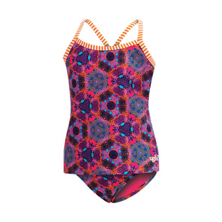 Dolfin Uglies Powder Puff Tankini Set Girls product image