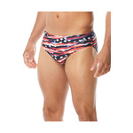 TYR Men's Swim Brief All American Racer