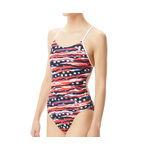 Tyr Swimsuit All American Durafast One Cutoutfit