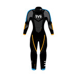 TYR Hurricane Category 2 Wetsuit Mens